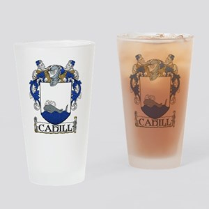 Cahill Coat of Arms Drinking Glass
