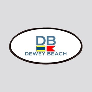 Dewey Beach DE - Nautical Design Patches