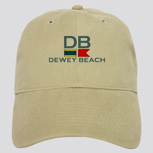 Dewey Beach DE - Nautical Design Cap