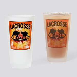 2011 Lacrosse 10 Pint Glass