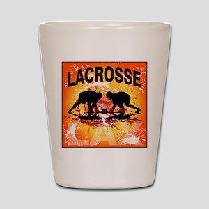 2011 Lacrosse 10 Shot Glass