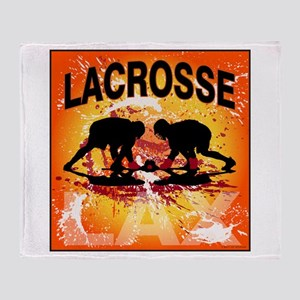 2011 Lacrosse 10 Throw Blanket
