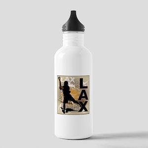 2011 Lacrosse 9 Stainless Water Bottle 1.0L