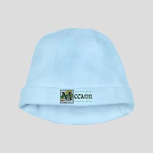 McCann Celtic Dragon baby hat