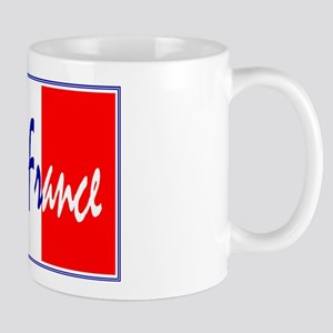 French Flag Vive La France Mug