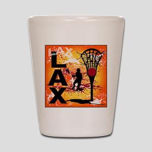 2011 Lacrosse 7 Shot Glass