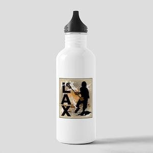 2011 Lacrosse 6 Stainless Water Bottle 1.0L