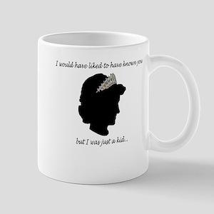 Princess Diana Like to Know You Mug