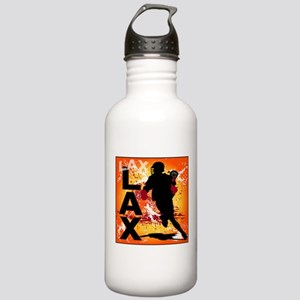 2011 Lacrosse 3 Stainless Water Bottle 1.0L