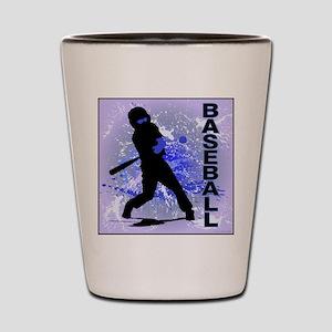 2011 Baseball 11 Shot Glass