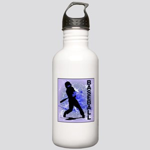 2011 Baseball 11 Stainless Water Bottle 1.0L