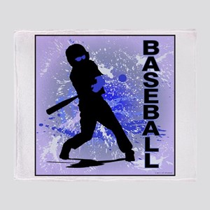 2011 Baseball 11 Throw Blanket