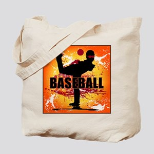 2011 Baseball 6 Tote Bag