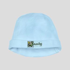 Cassidy Celtic Dragon baby hat