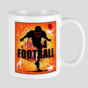 2011 Football 9 Mug
