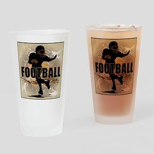 2011 Football 4 Pint Glass
