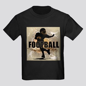 2011 Football 4 Kids Dark T-Shirt