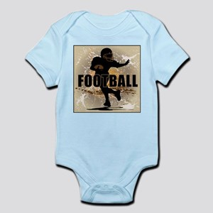 2011 Football 4 Infant Bodysuit