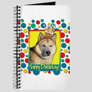 Birthday Cupcake - Husky Journal