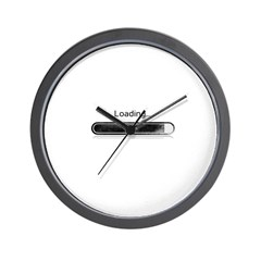 Loading.... Wall Clock