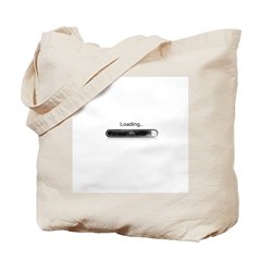 Loading.... Tote Bag