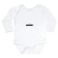 Loading.... Long Sleeve Infant Bodysuit