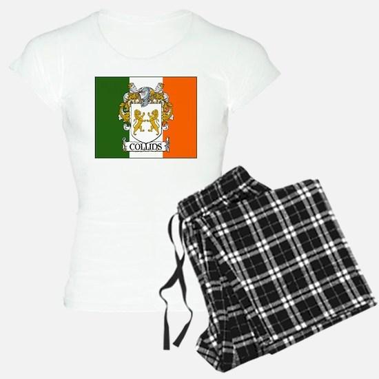 Collins Tricolour Pajamas