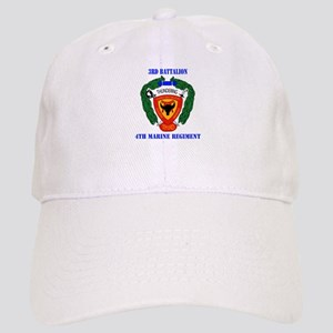 3rd Battalion 4th Marines with Text Cap