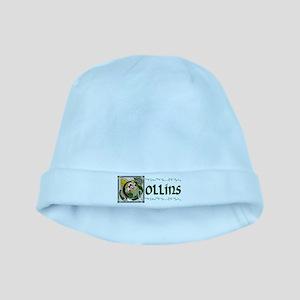 Collins Celtic Dragon baby hat