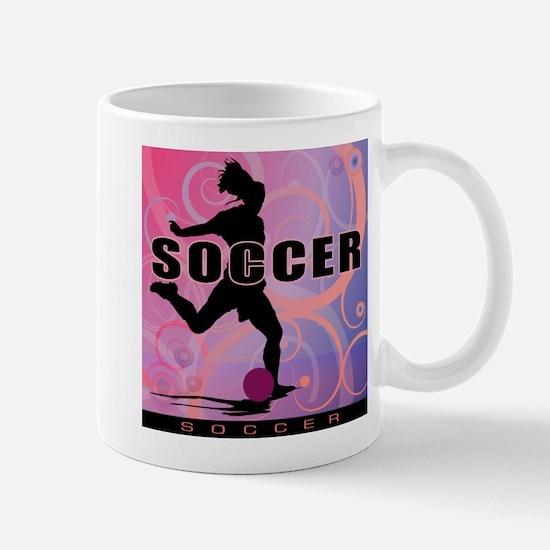 2011 Girls Soccer 2 Mug