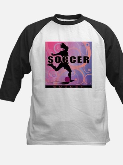 2011 Girls Soccer 2 Kids Baseball Jersey