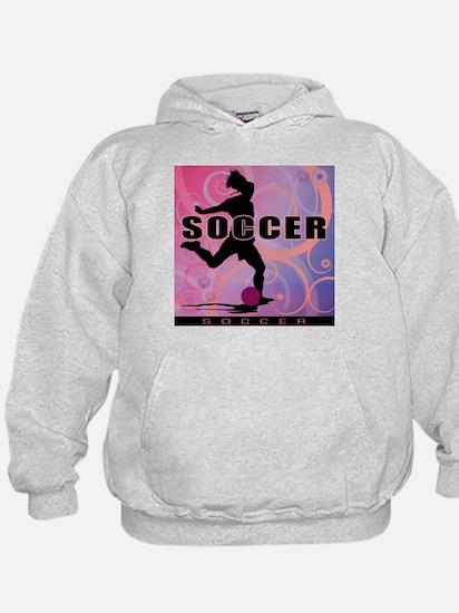 2011 Girls Soccer 2 Hoodie