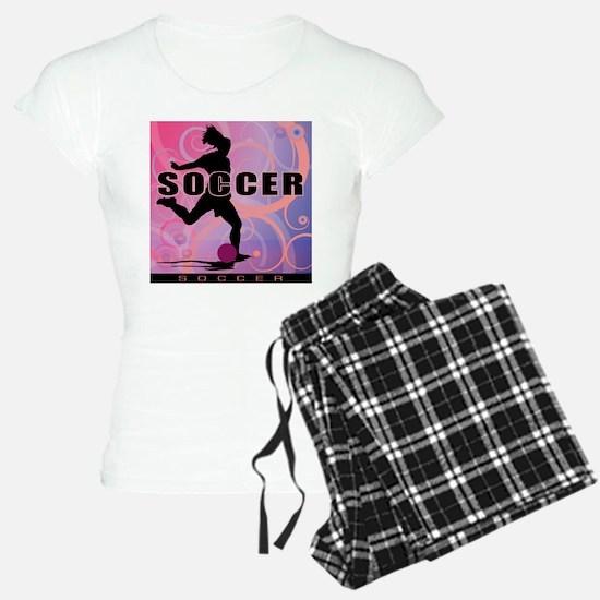2011 Girls Soccer 2 Pajamas