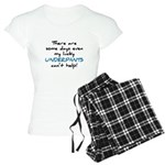 Lucky Underpants Can't Help! Women's Light Pajamas