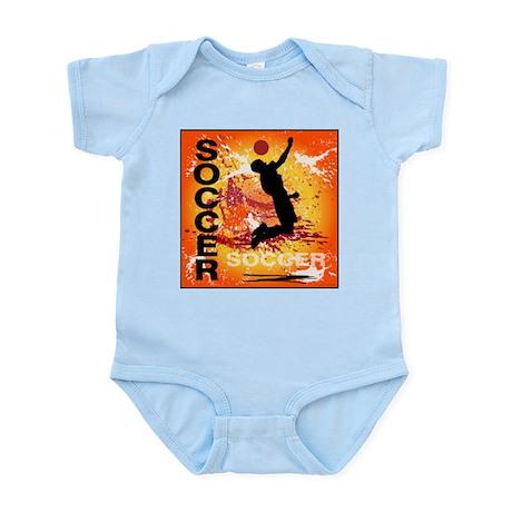 2011 Boys Soccer 1 Infant Bodysuit