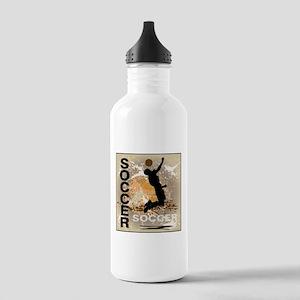 2011 Boys Soccer 3 Stainless Water Bottle 1.0L