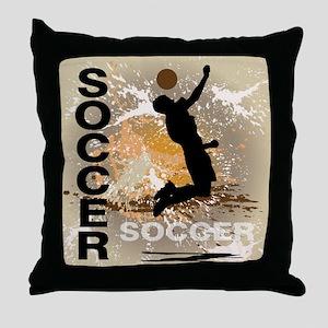 2011 Boys Soccer 3 Throw Pillow