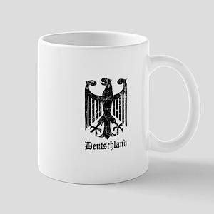 Deutschland (Germany) Eagle Mug