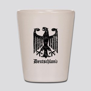 Deutschland (Germany) Eagle Shot Glass
