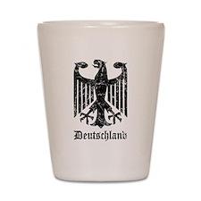 Deutschland (Germany) Eagle Shot Glass