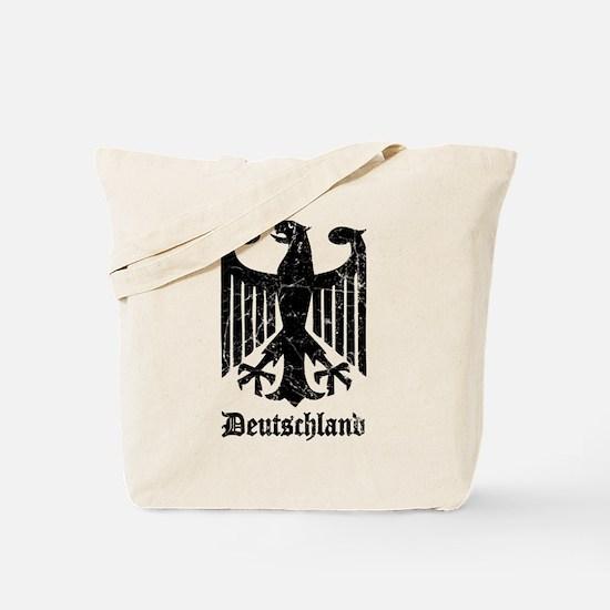 Deutschland (Germany) Eagle Tote Bag
