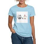Cow Chicken Egg? Women's Light T-Shirt