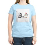 Cow Chicken Egg? Women's Light T-Shirt