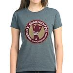 Jmgnole Smartasstees Women's Dark T-Shirt