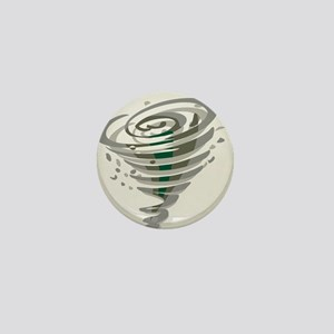 Tornado Mini Button