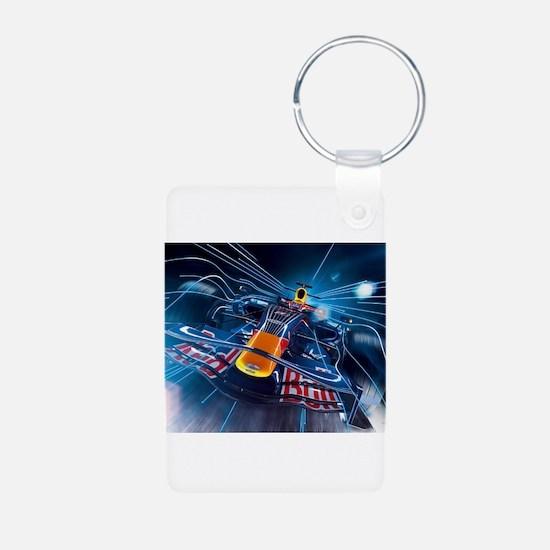 Cute Formula 1 Keychains