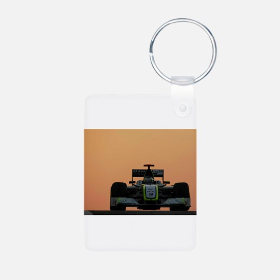 Unique Formula 1 Keychains