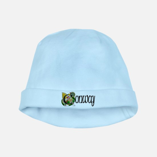 Conway Celtic Dragon baby hat