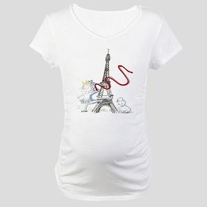 Princess Smartypants Maternity T-Shirt