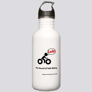 """Left"" Stainless Water Bottle 1.0L"